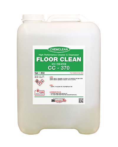 FLOOR CLEANER CC-370