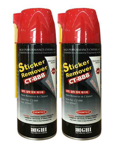 STICKER REMOVER CT-888