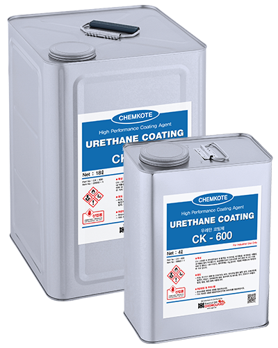 URETHANE COATING CK-600 C & R